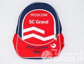 Рюкзак с надписью «Кочанова Ева»