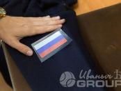 Черная толстовка с логотипом «ФК Чемпион»