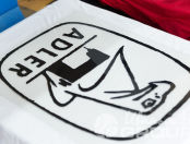 Футболки с логотипом «ADLER»