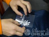 Синие рюкзаки с логотипом «РОСАТОМ»