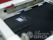 Черные рубашки-поло с логотипом «ВОРОНЦОВСКИЕ БАНИ»