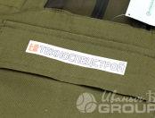 Оливковые с сеткой куртки с логотипом «ТЕХНОСПЕЦСТРОЙ»