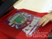 Красные футболки с картинкой «ТВВСКУ»