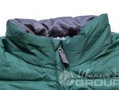 Зеленые жилеты с логотипом «СЭТ»
