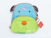 Детские рюкзаки (разноцвет) в виде собачки с логотипом «Лучше всех»