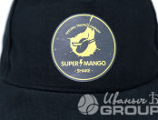 Бейсболки с логотипом «SUPER MANGO»