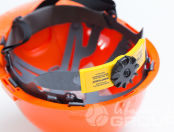 Оранжевые каски с логотипом «Повстанец»