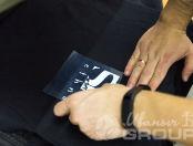 Черные толстовки с логотипом «SM ETHNO»