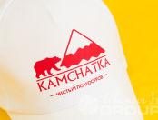 Бейсболки с логотипом «CAMCHATKA»