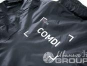 Ветровки с логотипом и надписью COMDI