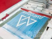 Синие свитшоты с логотипом «ДИГОРИЯ»