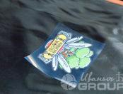 Серые сумки с изображение дерева