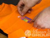 Футболки-поло с логотипом «Радуга кино»