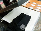 Черные футболки-поло с логотипом «ЦСКА»