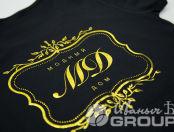 Футболки с логотипами  «МД»