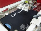 Черные футболки с логотипом «Gera»