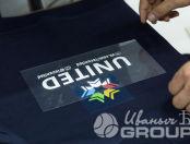 Свитшоты с логотипом «UNITED»