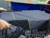 Черные куртки с логотипом «Ставропольский Водоканал»