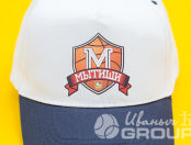 Бейсболки с логотипом «МЫТИЩИ»