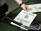 Печать логотипы