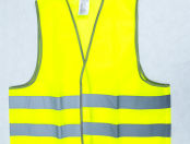 Защитные жилеты с логотипом «Риком»