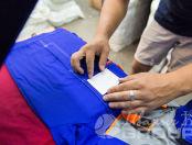 Синие куртки с логотипом «Ставропольский Водоканал»