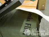 Толстовка с логотипом «Gosha Flint»