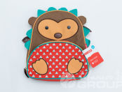 Детские рюкзаки (разноцвет) в виде ёжика с логотипом «Лучше всех»