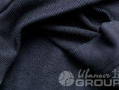 Черные бомберы с логотипом «WASH ME»