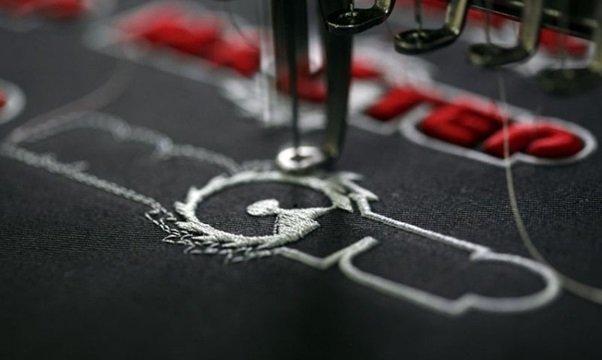 Компьютерная вышивка