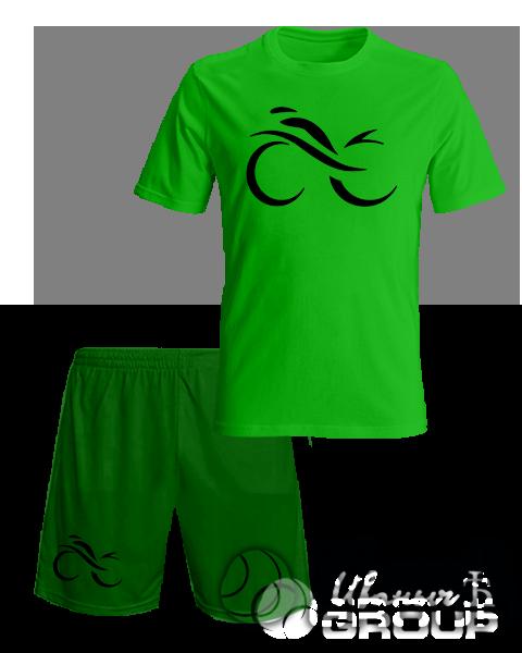 Нанесение логотипа на спортивную форму