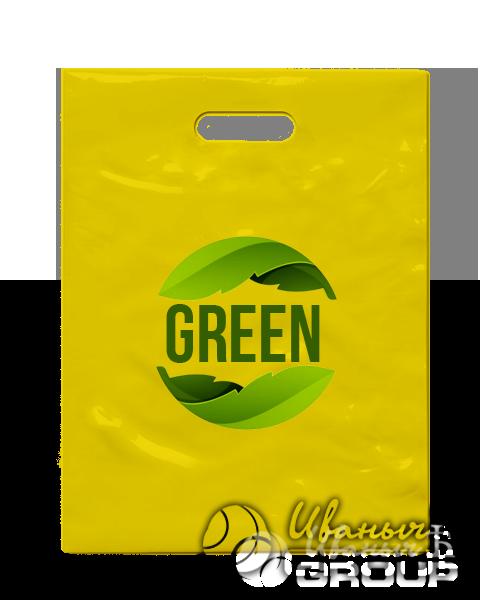 Пакеты с логотипом – Москва