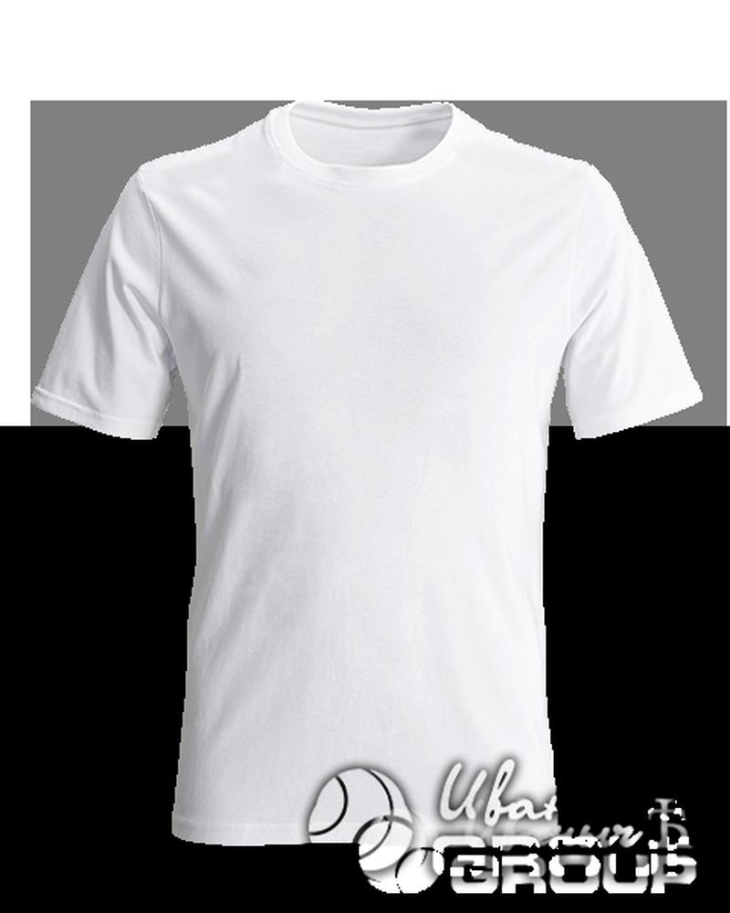 Белая мужская футболка