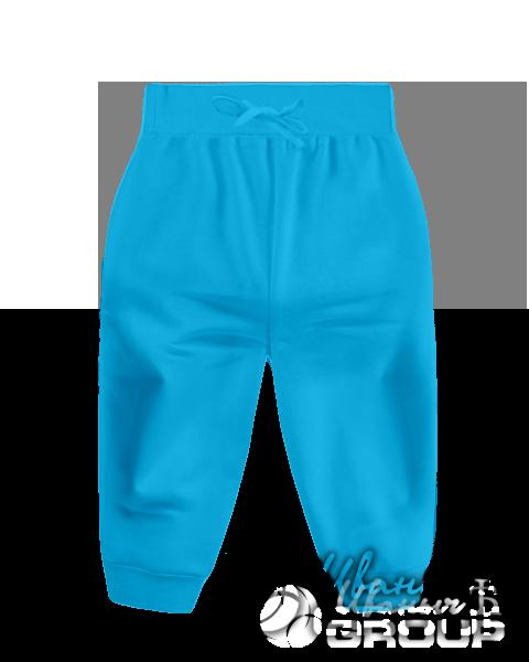 Голубые штаны детские