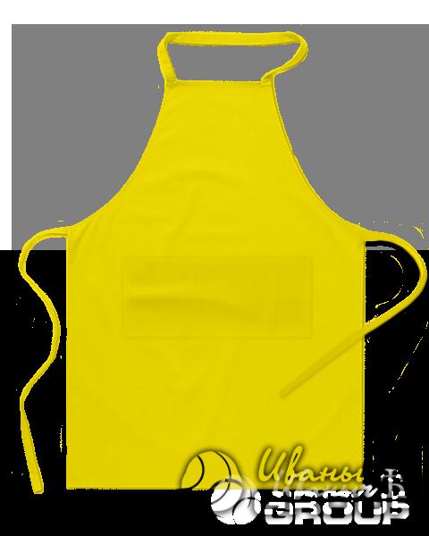 Желтый фартук