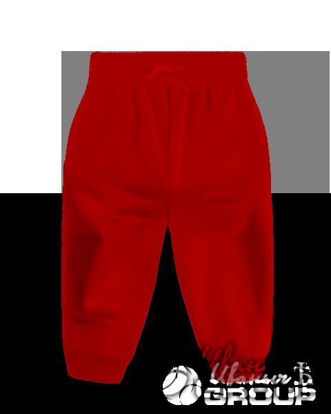 Красные штаны детские