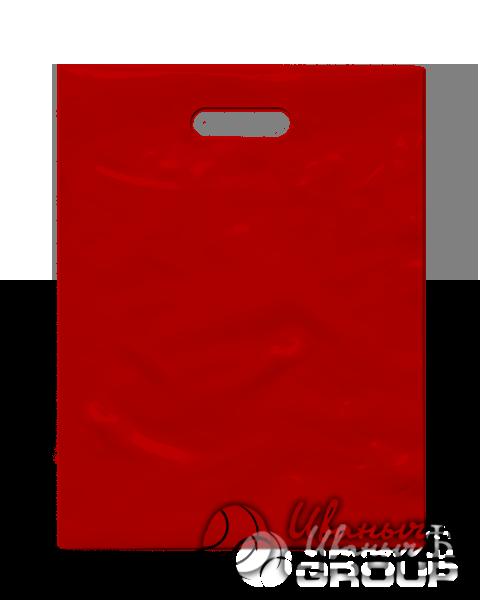 Красный пакет