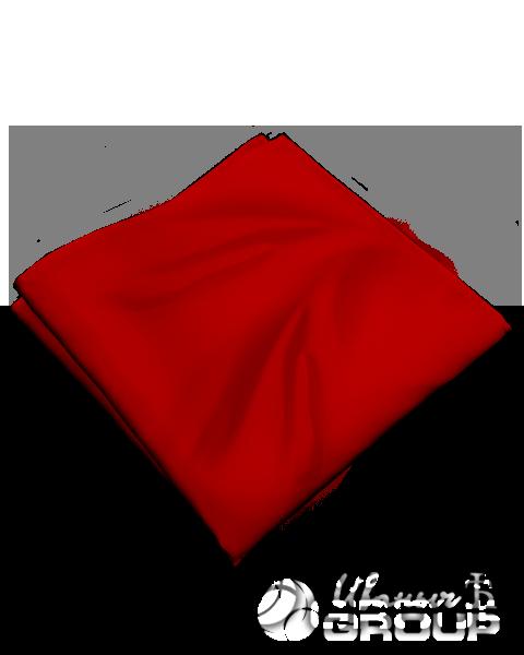 Красная бандана на заказ