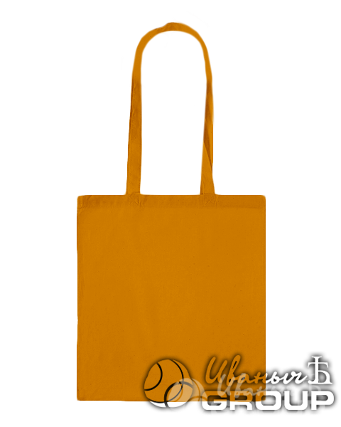 Оранжевая сумка промо