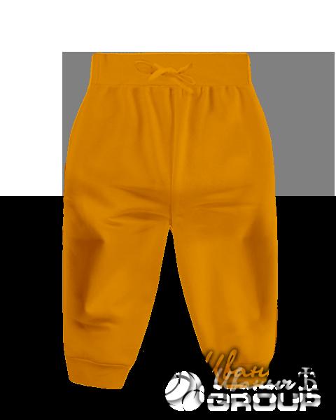 Оранжевые штаны детские