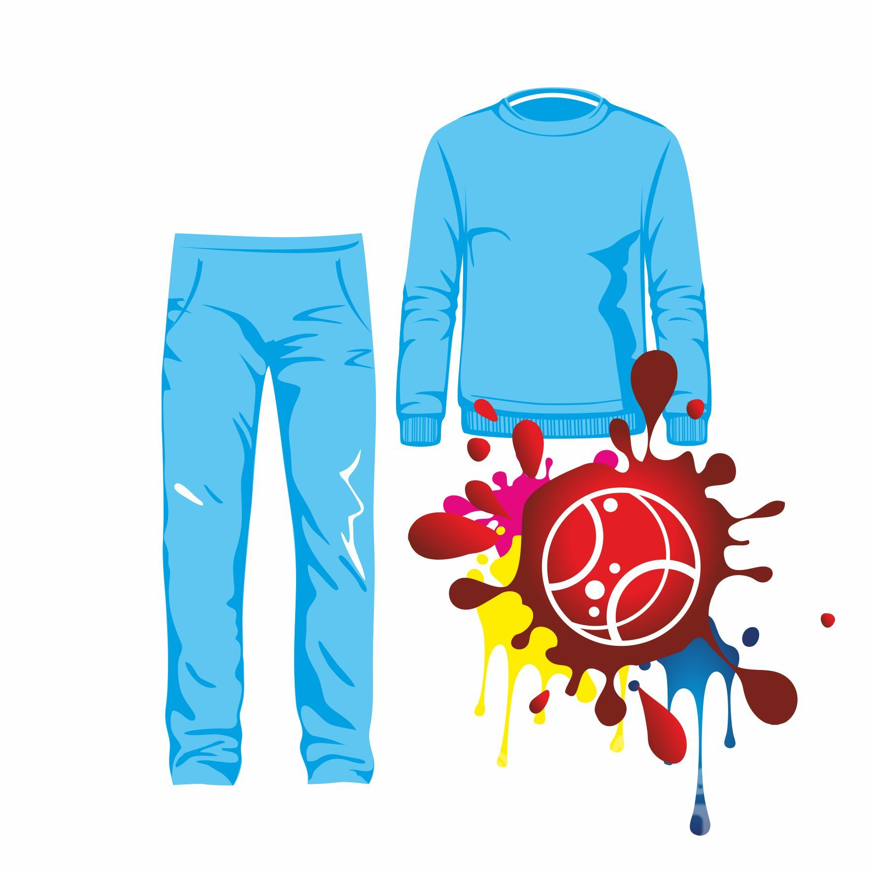 Печать на спортивной одежде