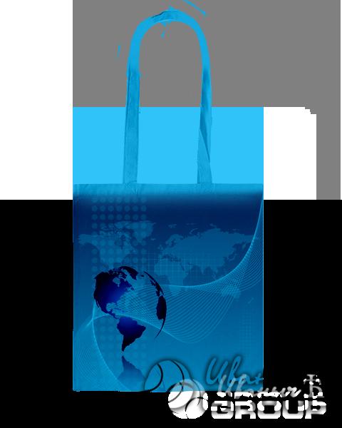 Полная запечатка сумок