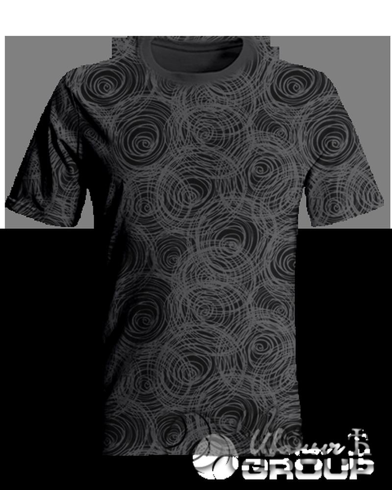 Полная запечатка футболок