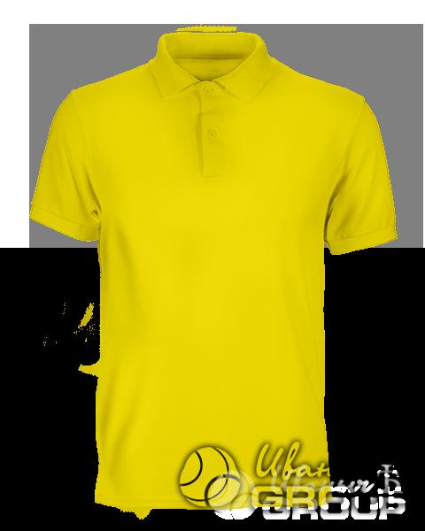 Желтое поло