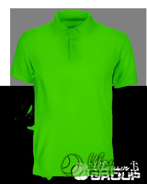 Зеленое поло