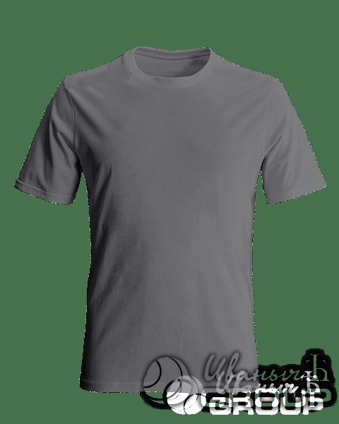 Серая футболка на заказ
