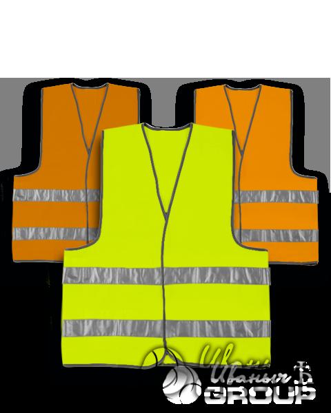 Светоотражающие жилеты для водителей