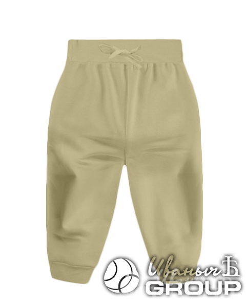 Бежевые штаны детские