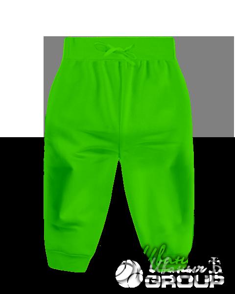 Зеленые штаны детские