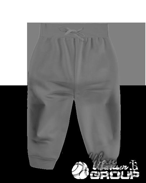 Серые штаны детские